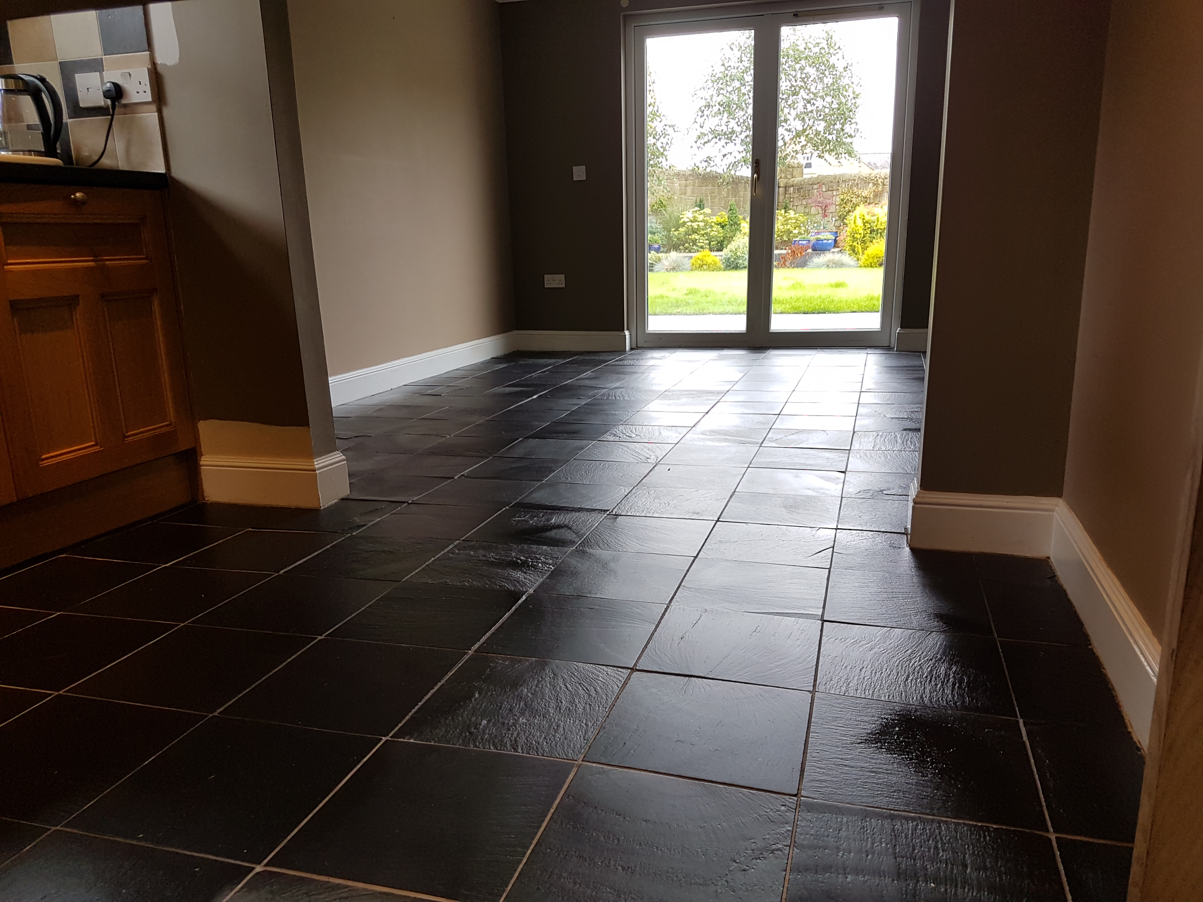 slate floor cleaning Warkworth