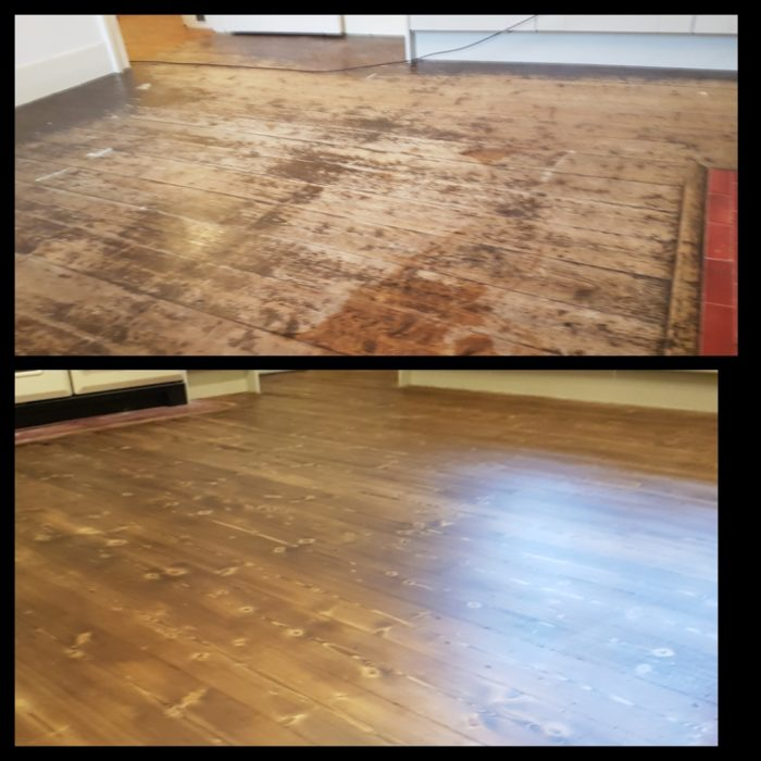 floor sanding in Hexham