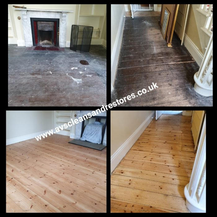 Professional Floor Sander Newcastle