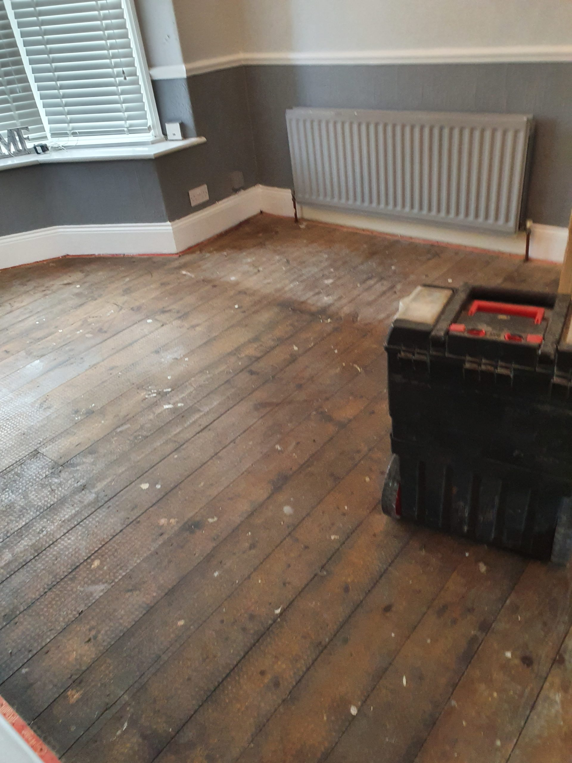 Pine Floor Sanded In Whitley Bay Avs Cleans Restores Avs Cleans Restores